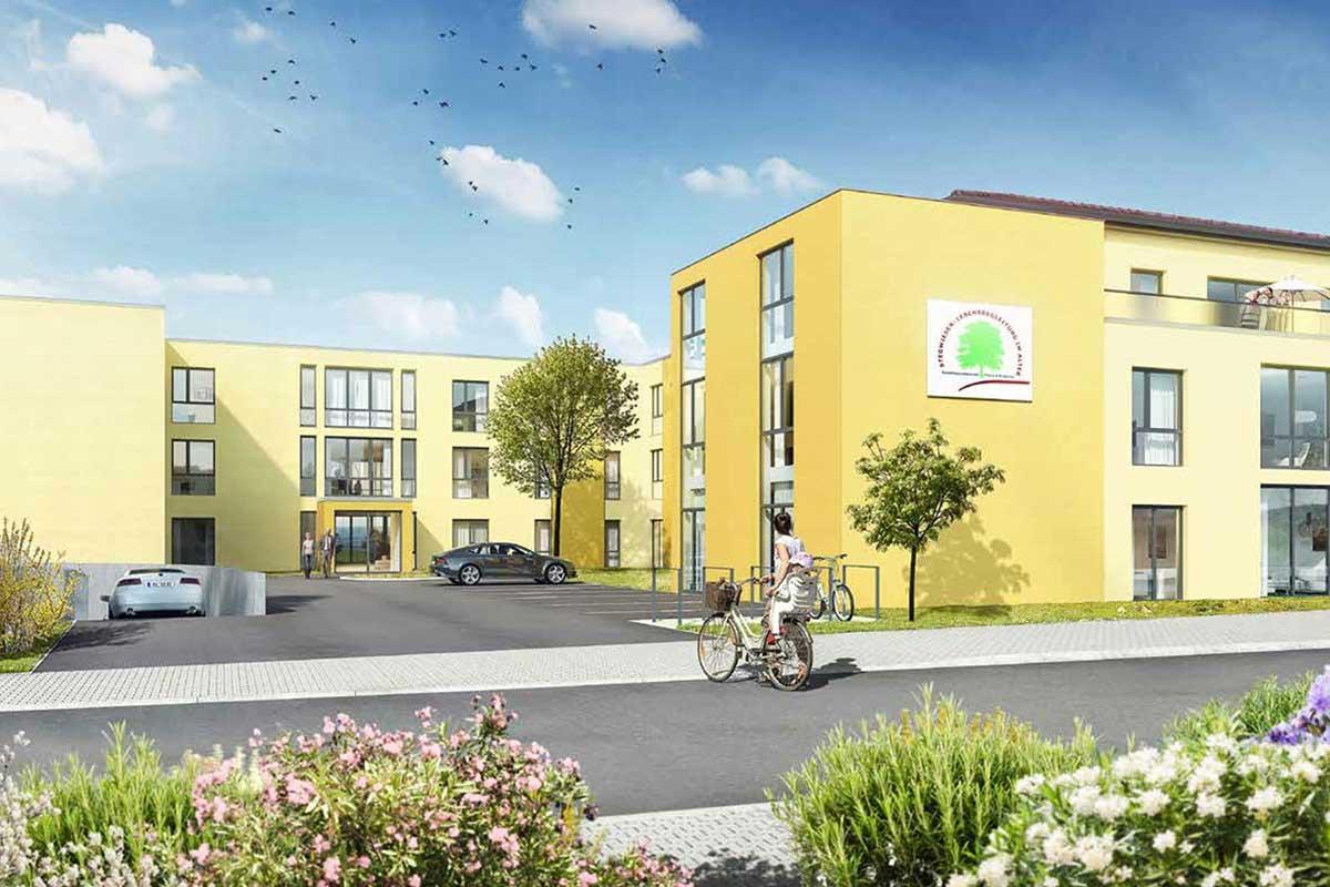 Seniorenresidenz - Pflegeimmobilie Waldmössingen - Schramberg