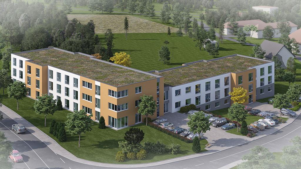 Senorenzentrum Höpfingen bei Würzburg